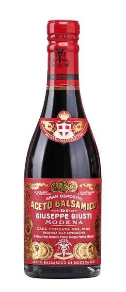 Aceto Balsamico di Modena IGP Giusti '3 Medaglie d'Oro - Il Denso'
