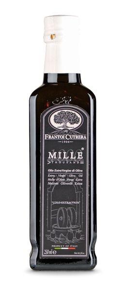 Olivenöl 'Mille' - von wilden Olivenbäumen