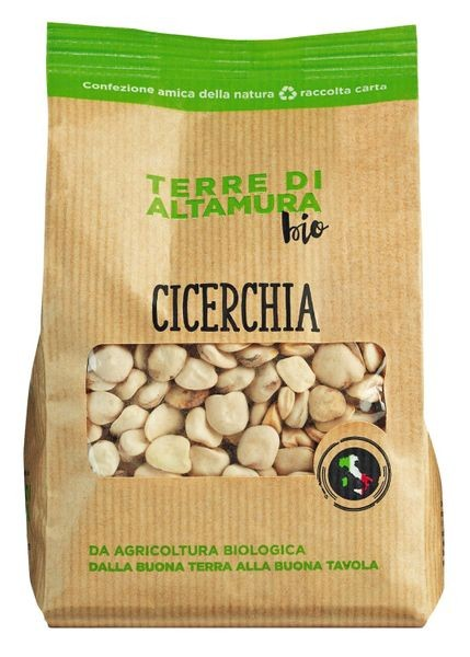 Cicerchia - ital. Platterbsen [Bio]