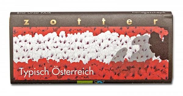 Zotter Schokolade Typisch Österreich