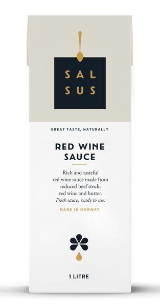 Rotwein-Sauce
