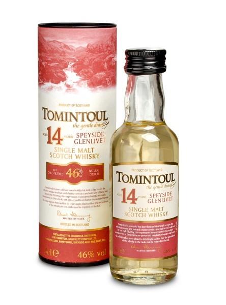 Tomintoul Whisky 14 YO Single Malt