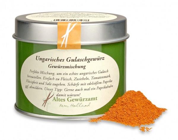 Ungarisches Gulaschgewürz, Ingo Holland