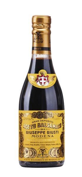 Aceto Balsamico di Modena IGP '4 Medaglie d'Oro - Quarto Centenario'
