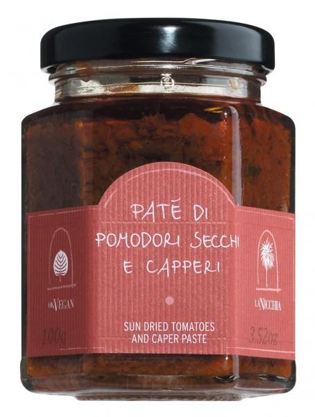 Pesto mit Tomaten und Kapern von Pantelleria