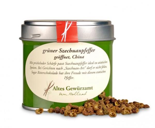 Grüner Szechuanpfeffer