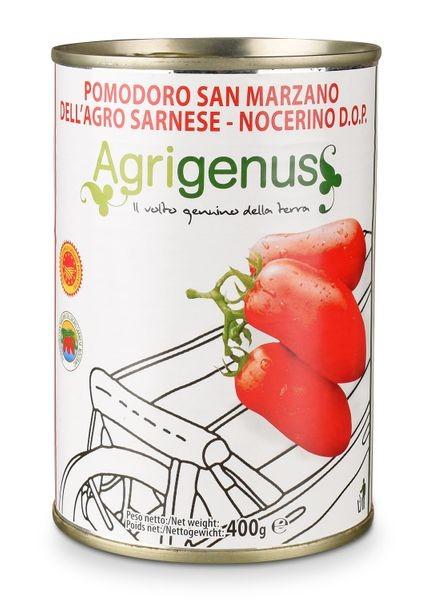 San Marzano Tomaten dell'Agro Sarnese - Nocerino Tomaten DOP