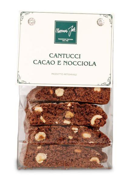 Cantuccini Cacao e Nocciola
