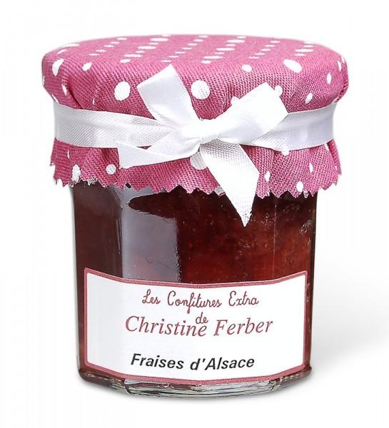 Fraises Charlotte d'Alsace - Erdbeerkonfitüre