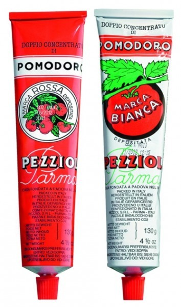 Tomatenmark-Set Marca Rossa & Marca Bianca
