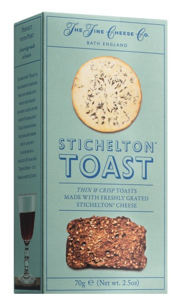 Stichelton Toast
