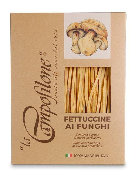 Fettuccine mit Steinpilzen