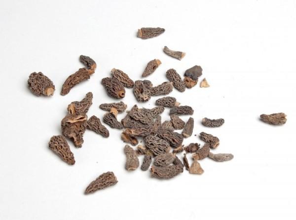 Spitzmorcheln Tinies, getrocknet