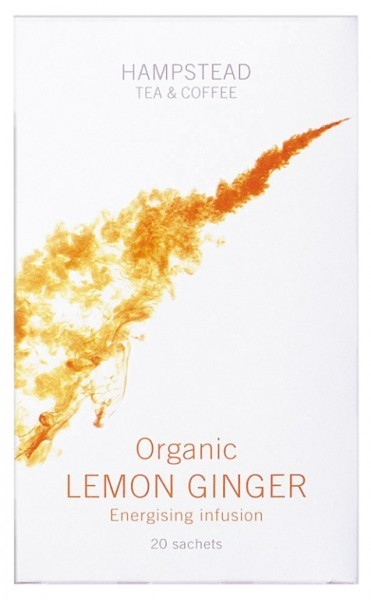 Organic Mediterranean Lemon Ginger [Bio]