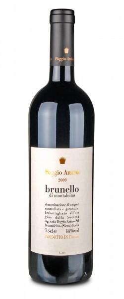 2009 BRUNELLO DI MONTALCINO DOCG, Poggio Antico - Toskana, Italien