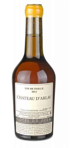2013 VIN DE PAILLE, Château d'Arlay - Jura, Frankreich