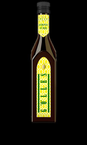 Zitronen Würze 0,5l