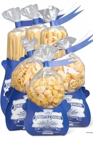 Premiumpasta-Paket Benedetto Cavalieri