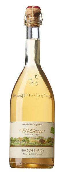 Cuvée Nr.21 Prisecco - alkoholfrei prickelnd [BIO]