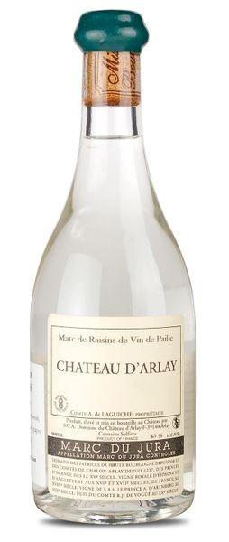Marc de Raisins de Vin de Paille