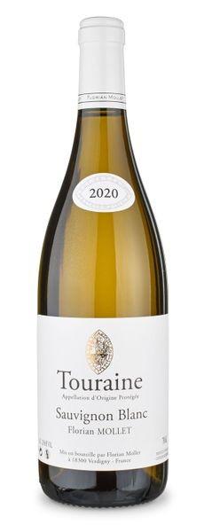 """2020 SAUVIGNON BLANC """"TOURAINE"""" - Domaine Roc de l'Abbaye, Loire 2020 POUILLY-FUMÉ """"CUVÉE L'ANTI"""