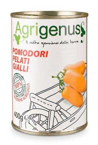 Gelbe Tomaten - Pomodori gialli