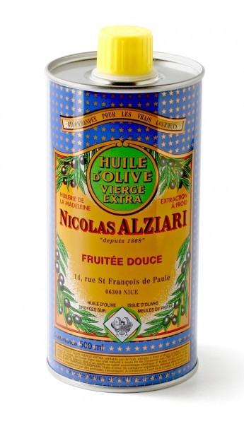 Alziari Olivenöl Nizza