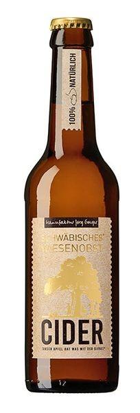 Schwäbischer WiesenObst Cider