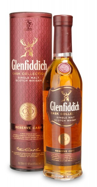 GLENFIDDICH RESERVE CASK COLLECTION