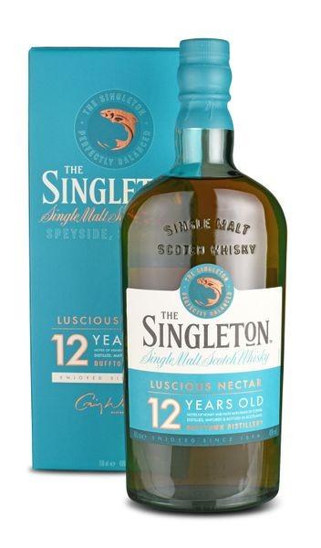 The Singleton of Dufftown 12y.