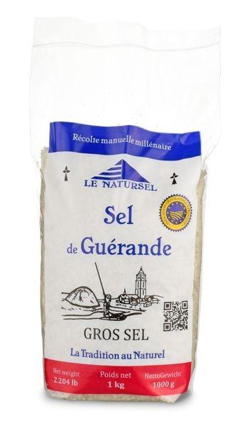 Sel de Guérande - Grobes Meersalz