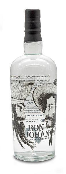 Ron Johan Overproof Rum
