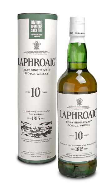 Laphroaig 10 Years Whisky