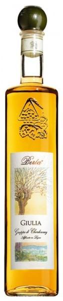 Giulia, Grappa di Chardonnay