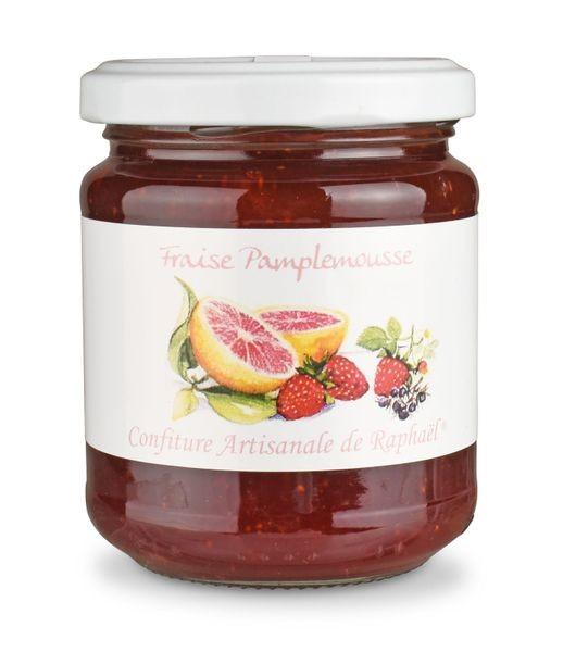 Erdbeer-Grapefruit-Konfitüre