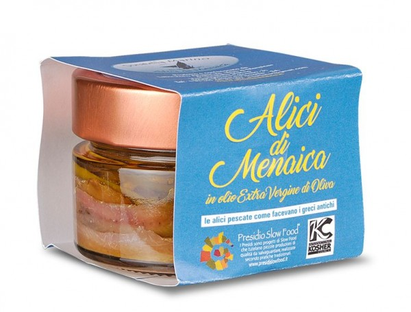 Alici di Menaica - aus dem Cilento