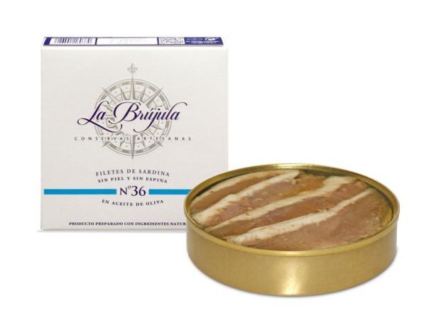 Filetes de Sardina Premium