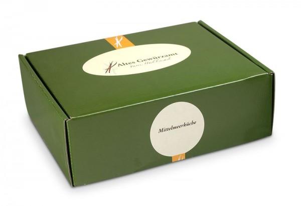 Mittelmeerküche - Altes Gewürzamt Geschenkbox