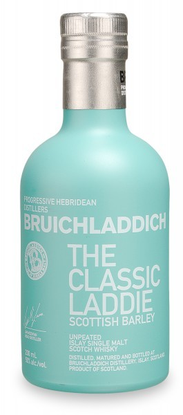 BRUICHLADDICH Scottish Barley The Classic Laddie Whisky