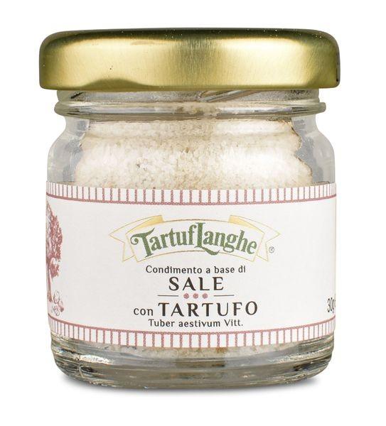 Salz mit Sommertrüffel