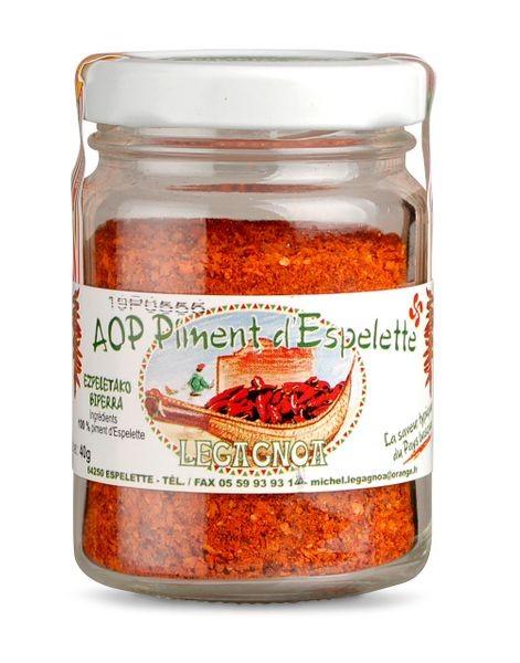 Piment Espelette