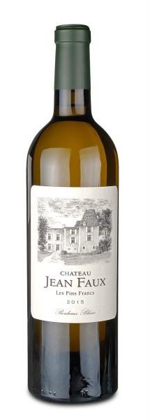 Les Pins franc Bordeaux blanc