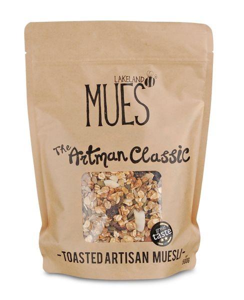 The Artman Classic - Toasted Artisan Muesli