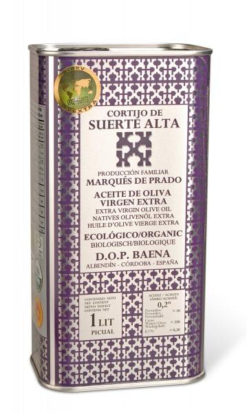 Olivenöl Picual en Envero  D.O.P. Baena [Bio]