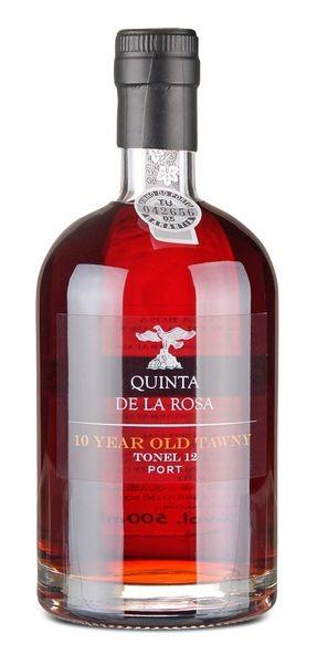 10 Years Old Tawny Tonel 12 Portwein - Quinta de la Rosa