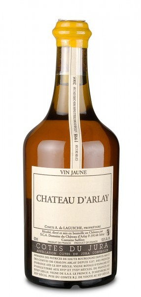 1998 VIN JAUNE, Château d'Arlay - Jura, Frankreich