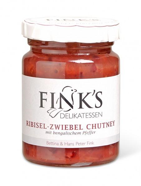 Ribisel-Zwiebel-Chutney, Finks Delikatessen