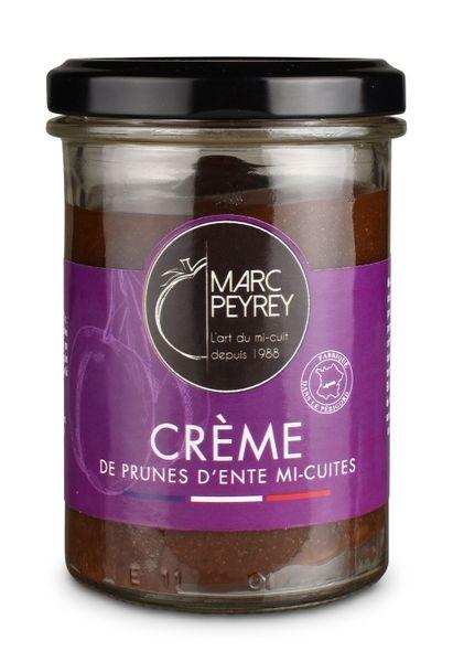 Crème de Prunes d'Ente mi-cuites