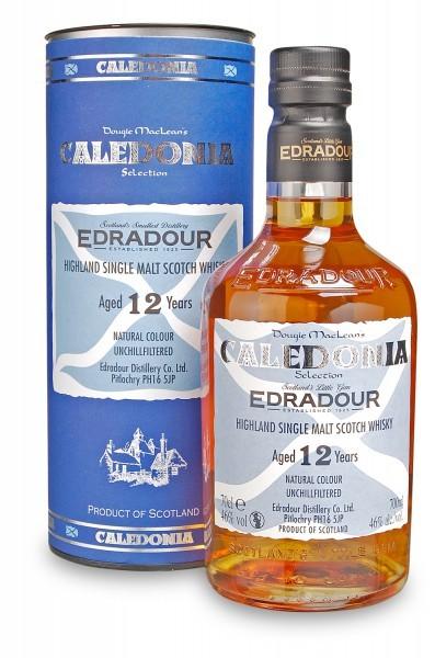 EDRADOUR Caledonia 12 Jahre Highland Whisky