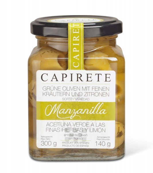 Manzanilla Oliven kaufen